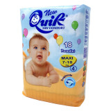 Quik Pannolini Per Bambini 7-18Kg - Taglia Maxi - 18 Pezzi