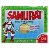 Samurai Stuzzicadenti Sterilizzati 375Pz - 3 Scatole Da 125 Pezzi