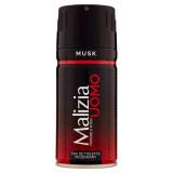 Malizia Uomo Deodorante Spray - 150Ml - Musk