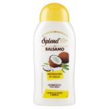 Splend'or Balsamo Per Capelli - 300Ml - Cocco - Capelli Lunghi E Ribelli