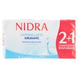 Nidra Sapone Solido - 3 Pezzi Da 90 Grammi - Classico