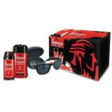 Intesa Pour Homme Confezione: Deodorante + Gel Doccia Shampoo + Occhiali