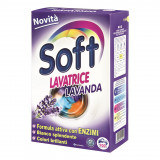 Soft Detersivo Lavatrice In Polvere Fusto 105 Misurini 6.3Kg - Lavanda
