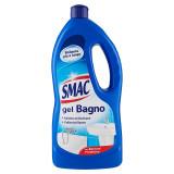 Smac Gel Bagno 850Ml - Anticalcare - Brillante - Con Barriera Protettiva