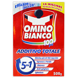 Omino Bianco Additivo In Polvere Per Bucato 500G - Classico