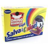 Omino Bianco Salvaicolori - 16 Fogli Cattura Colore