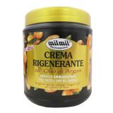 Milmil Crema Rigenerante Per Capelli - 1000Ml - Con Argan