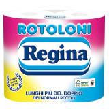 Regina Rotoloni Carta Igienica 4 Rotoli Maxi Xxl