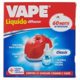 Vape Magic Insetticida Liquido 60 Notti - Con Elettroemanatore - Classico