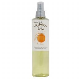 Byblos Acqua Profumata Corpo 250Ml - Body Water - Eau Parfumee - Sole