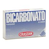 Crastan Bicarbonato Di Sodio 500 Grammi