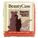 Beauty Case Traversa Animali 60X60Cm 10Pz - Tappetini Assorbenti Multiuso