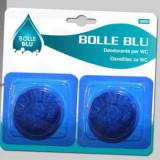 Bolle Blu Pastiglie Per Wc - 2 Pezzi - Da Inserire Nella Cassetta Scarico