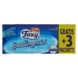 Foxy Fazzolettini Di Carta Da Naso - 15 Pacchetti Da 9 Pezzi