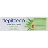 Depilzero Crema Depilatoria Ascelle E Bikini - 75Ml - Pelli Delicate