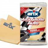 Arix Auto Panno Pelle Gigante Scamosciata 58 X 48 Cm - Art. 101