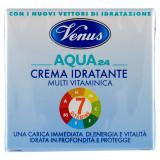 Venus Aqua24 Crema Viso 50Ml - Multivitaminica
