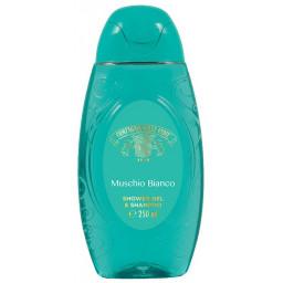 Compagnia Delle Indie Doccia E Shampoo 2In1 - 250 Ml - Muschio Bianco