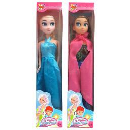 Bambola Regina Delle Nevi - Imitazione Frozen - 29Cm - Assortite - 3 Anni+