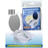 Fatigati Copriwater Igienici Monouso 10Pz