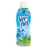 Vernel Ammorbidente Concentrato 40 Lavaggi 1L - Blu Oxygen - Classico