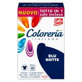 Coloreria Italiana - Blu Notte - Colorante Per Tessuti