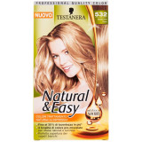 Natural&easy Testanera Crema Colorante Per Capelli - 532 - Biondo Perla Ch.