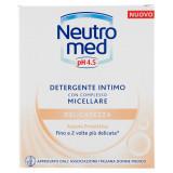 Neutromed Detergente Intimo 200Ml - Ph 4.5 - Micellare - Delicatezza