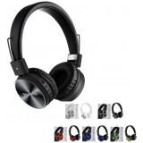 Trustech Roy Style Cuffia Audio Bluetooth - Btl-006C L200 Tr-6939 - Vari Col