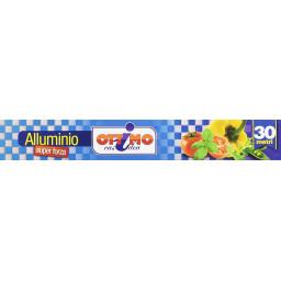 Ottimo Alluminio Per Alimenti - Rotolo Da 30 Metri