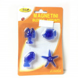 Magnetini Blocca Appunti 4Pz