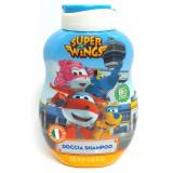 Superwing Dicciashampoo Bambini - 250Ml - Con Estratti Bio - Zucchero Filato
