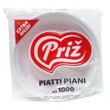 Priz Piatti Monouso In Plastica - Extra Rigidi - 750G - Piani