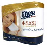 Nives Carta Igienica 3 Veli - 4 Maxi Rotoloni - 800G - Profumata