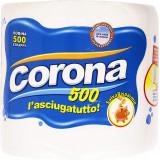 Corona Carta Ascigatutto Casa E Multiuso - Bobina Da 500 Strappi