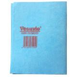 Vesuvio Panno Pavimenti Sintetico 50X70Cm Azzurro