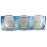 Bicchieri In Vetro - Formato Acqua - 6 Pezzi