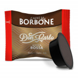 Borbone Don Carlo Caffe' Miscela Rossa 50 Capsule - Compatibili A Modo Mio