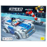 Costruzioni Tipo Lego - Set Speed Champoions 4 - 6 Anni+ - Auto Cabrio