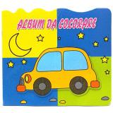 Album Da Colorare - 21X18Cm - Copertina 3D - 24 Pagine - Assortiti
