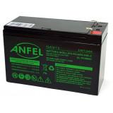 Batteria Ricaricabile Al Piombo 12V 7.2Ah Ermetica 15X65X94Mm