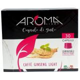 Aroma Light 30 Capsule Di Gusto - Ginseng Senza Lattosio - Espresso Point