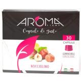 Aroma Light 30 Capsule Di Gusto - Nocciolino - Compatibili Espresso Point
