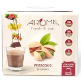 Aroma Light 30 Capsule Di Gusto - Pistacchio - Compatibili Nespresso