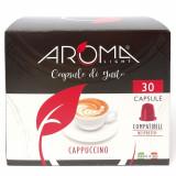 Aroma Light 30 Capsule Di Gusto - Cappuccino - Compatibili Nespresso