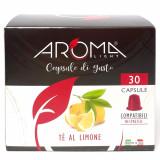 Aroma Light 30 Capsule Di Gusto - Te' Al Limone - Compatibili Nespresso