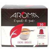 Aroma Light 30 Capsule Di Gusto - Creme Brulee - Compatibili Nespresso