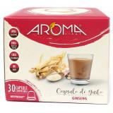 Aroma Light 30 Capsule Di Gusto - Ginseng Senza Lattosio - Compat. Nespresso