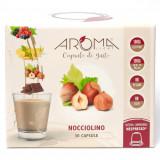 Aroma Light 30 Capsule Di Gusto - Nocciolino - Compatibili Nespresso