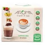 Aroma Light 30 Capsule Di Gusto - Cappuccino - Compatibili A Modo Mio